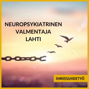 Neuropsykiatrinen valmentaja